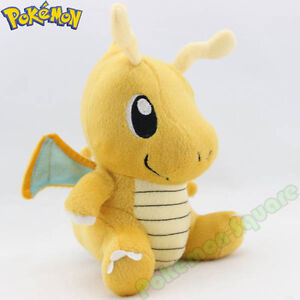 Pokemon-7-Dragonite-Plush-Toy-Nintendo-Pikachu-Dragon-Figure-Stuffed-Animal
