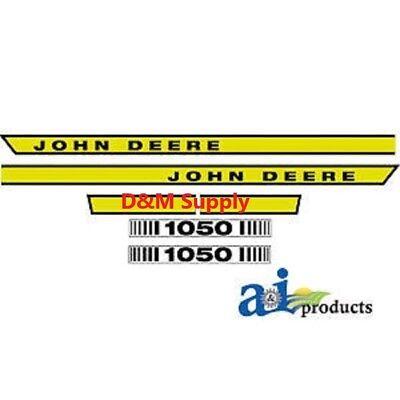 To Fit John Deere 1050 Decal Set
