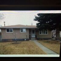 3 Bedroom main floor for rent in Glamorgan 45st and Richmount Rd