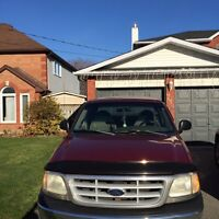 1999 Ford F-150 Supercab 2wd