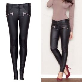 Stretchy Black Trousers