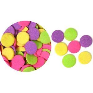 Edible-Confetti-Sprinkles-Cookie-Cake-Cupcake-JUMBO-NEON-QUINS-4-oz