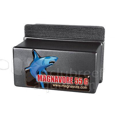 Magnavore 55G Magnetic Glass Aquarium Algae Cleaner 55-75 gal Extended Reach