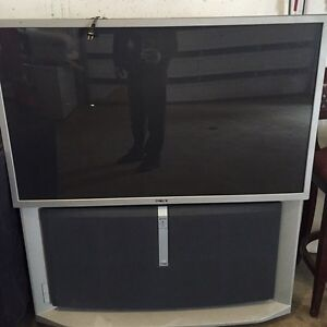 "50"" rear projection"