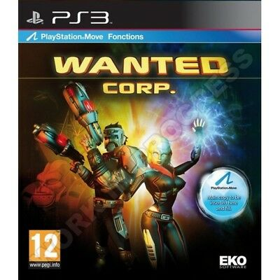 Jeux vidéo Sony PS3 Wanted corp
