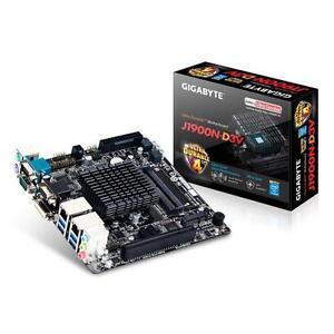 Gigabyte GA-J1900N-D3V Intel Baytrail Fanless Quad Cor