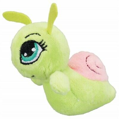 Trixie Plush Snail Cat Toy with Added Catnip 11cm - Fun Kitten Cuddly Play Toys