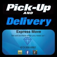 ►Delivery Specialist◄ Furniture•Appliance•plus• Expressmove.ca
