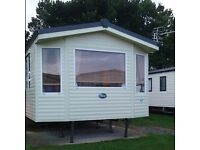 static caravan for hire seton sands