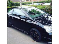 Honda Civic vtec sport 12 month mot