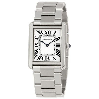 Cartier Tank Solo Large Watch W5200014