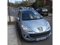 Peugeot 207 allure in excellent condition for sale