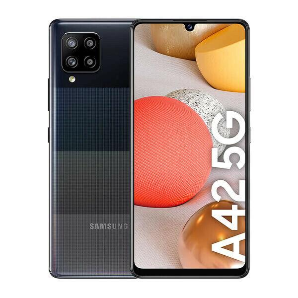 SAMSUNG GALAXY A42 128GB+4GB RAM TELÉFONO MÓVIL LIBRE SMARTPHONE NEGRO 5G A426B