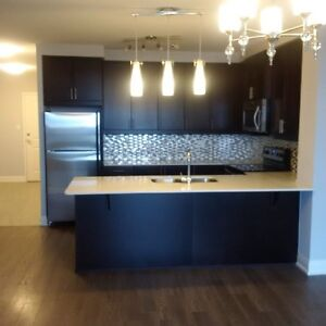 Luxurious 2 bed, 2 bath + den for sub lease!