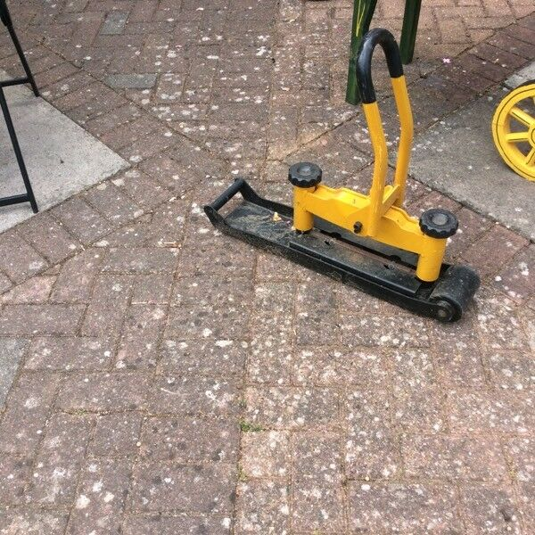 Jewsons Block Paving >> Block Paving Cutter In Fairford Gloucestershire Gumtree