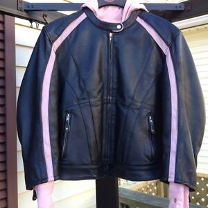 Womans Motorcycle jacket Cambridge Kitchener Area image 2