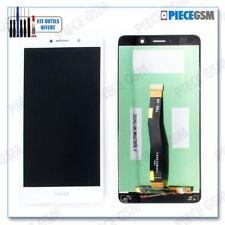 ECRAN LCD + VITRE TACTILE pour HUAWEI HONOR 6X BLANC + outils + colle b7000