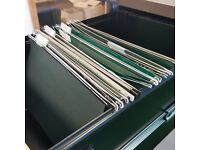 Pack of 50 Foolscap Suspension Files