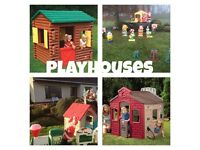 Kids Playhouses wanted (charity event)