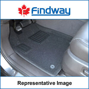 All weather 3D Car Floor Mats/Car Floor Liners for Toyota Series