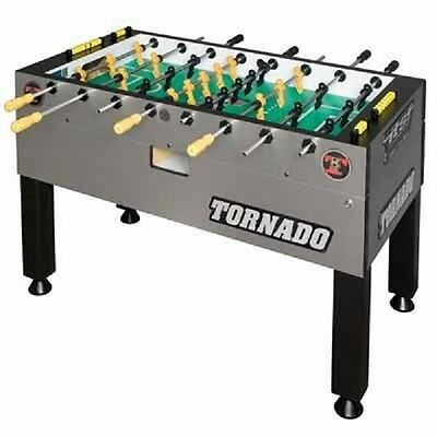 Tornado T3000 Foosball Fussball Table w/ FREE Shipping for sale  Tracy