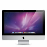 Imac core i5 8gb 1tb fully functional missing front plastic fram
