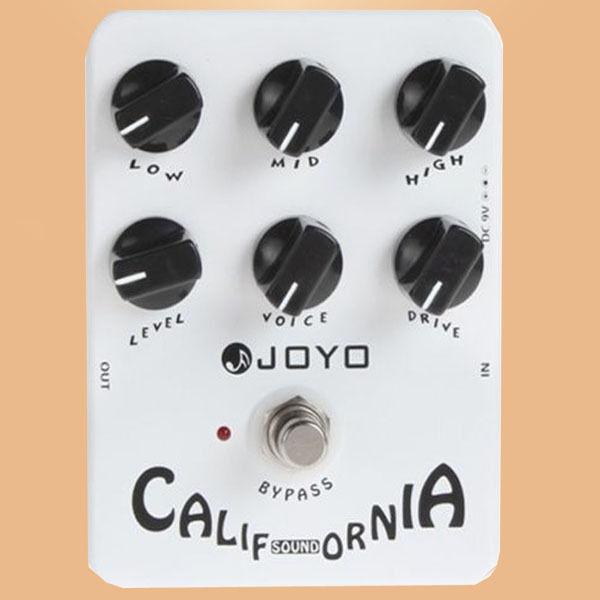 NEW Joyo JF-15 California Sound Guitar Effect Guitar Pedal FREE SHIPPING TO AU