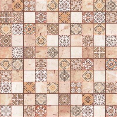 Bodenfliese Terrazzo Beige 30x30cm orientalisch Mosaik Optik # 15 €/m²