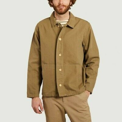 Armor Lux Fisherman jacket 100% Cotton Brand New