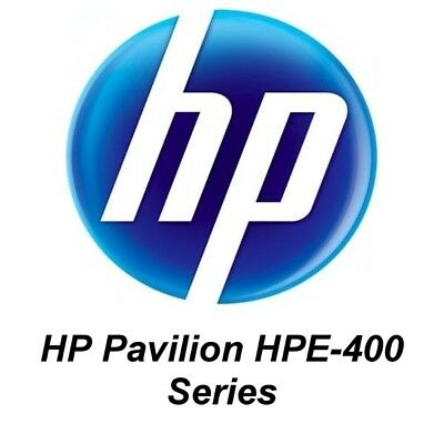 HP Pavilion Elite HPE-400 series system repair (Factory Recovery)