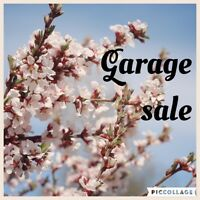 Garage Sale 187 Allan St. May 6/7