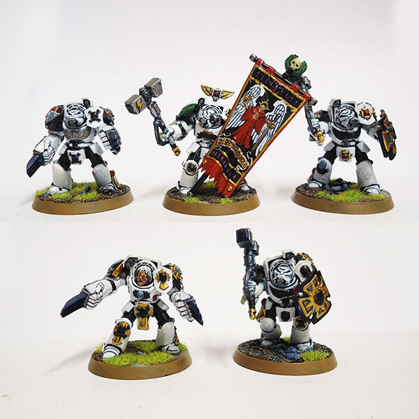 5 Steps to Have a Good Warhammer 40K Army