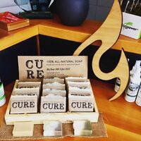CURE soap