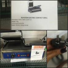 ROYSTON CONTACT GRILL / SANDWICH PRESS Bentley Canning Area Preview
