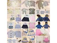 Job Lot *Brand New* Baby Clothes up to 3months