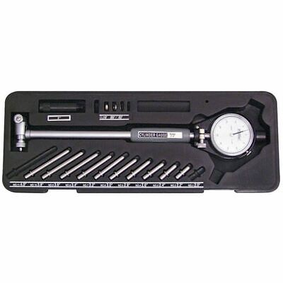 Fowler 52-646-300 2-6 Dial Bore Gage Set W11 Anvils