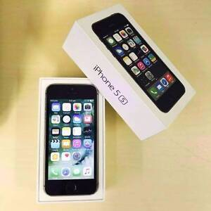 AS NEW IPHONE 5S 16GB SPACE GREY WARRANTY TAX INVOICE Surfers Paradise Gold Coast City Preview