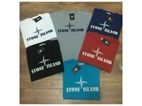 STONE ISLAND tshirts Available wholesale (OZEY)