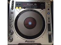 Pioneer cdj 800 mk2 - dj kit vinyl CD player MP3