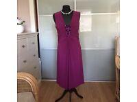 Ladies designer dress 'Minuet Petite' size 14
