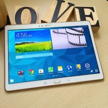 As new Samsung Galaxy Tab S white 16G cellular UNLOCKED Calamvale Brisbane South West Preview
