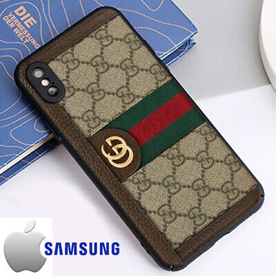 Print Case iPhone X XR XS Guccy847rCases 11 Pro Max Bag Galaxy S10 S20 Note 10