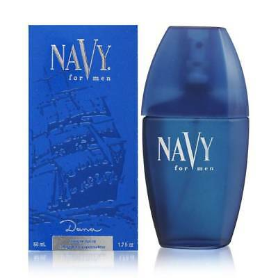 Navy Cologne Spray (Navy by Dana for Men 1.7 oz Cologne Spray Brand New)