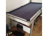 Pool table 6ft by 3ft *reduced*