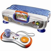 VTECH Vsmile Motion Video Game Console inc.4 Games & Controller