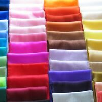 Satin Chair Sashes in a variety of colours!  Make me an offer!