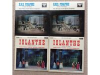 Iolanthe and HMS Pinafore
