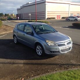 05 ASTRA 1-6 SXi 5 DOOR MOT MAY ONLY