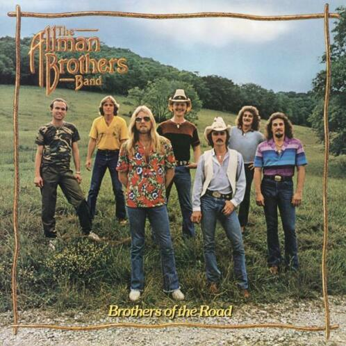 LP nieuw - The Allman Brothers Band - Brothers Of The Road