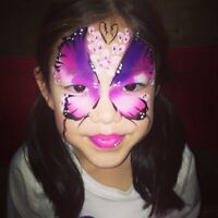 Face painting! Maquillage Artistique!!